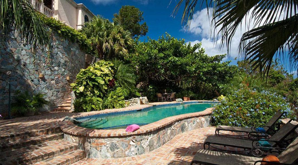 Kết quả hình ảnh cho cây cảnh dùng cho bể bơi